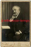 Grand CDV-(CAB) Homme De Caractère-photo Russel Et Sons-Old Bond Street- Westminster-London - Old (before 1900)