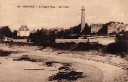 BENODET -29- LE GRAND PHARE LES VILLAS - Bénodet