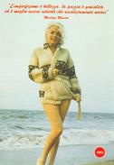 [DC1627] CARTOLINEA - MARILYN MONROE 1962/2012 - CINQUANTENARIO DELLA SCOMPARSA - Donne Celebri