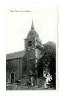 Piéton - Eglise St. Jean-Baptiste - Chapelle-lez-Herlaimont