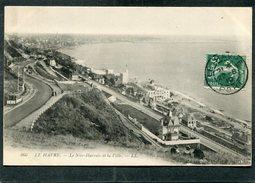 CPA - LE HAVRE - Le Nice Havrais Et La Ville - Cap De La Hève