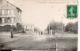 Garches - Route De Saint Cloud - Garches