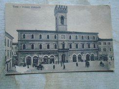 D148413  Italia  Umbria TERNI Palazzo Comunale - Terni