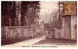94 - SANTENY -- Entrée Du Château De Choigny - Santeny