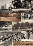 LOT DE 10 CARTES FRANCAISES TOUTES ANIMEES - Cartoline