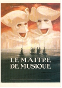 CPM Cinéma LE MAITRE DE MUSIQUE CPS 31 - Manifesti Su Carta