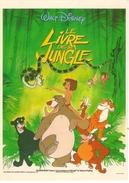 CPM Cinéma LE LIVRE DE LA JUNGLE Walt Disney - Manifesti Su Carta
