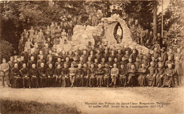 - Noviciat Des Prêtres Du Sacré-Coeur Brugelette - 30Juillet 1927 - Jubilé De La Congregation 1877-1927 - Brugelette