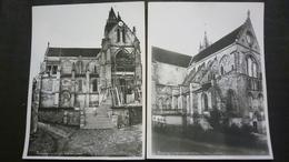 EGLISE De TAVERNY De1877 à 1895 -Monument Historique 7 Photos - Religion & Esotérisme