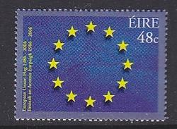 Ireland 2006 European Flag 1v  ** Mnh (ML187M) - Europäischer Gedanke