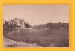 CALVI -20- 2B - SITES - PORTS - Vue Sur Calvi Et Le Port - Calvi