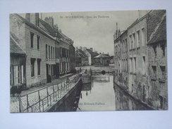 FRANCE - BOURBOURG - Quai Des Traiteurs - Autres Communes