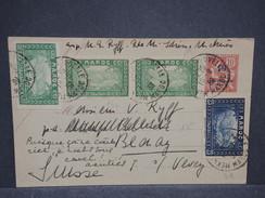 FRANCE / MAROC - Entier Postal Type Mouchon Surchargé + Complément De Meknès Pour La Suisse En 1939 - L 6837 - Marokko (1891-1956)