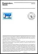 Italia/Italie/Italy: Bollettino Informativo Delle Poste, Information Bulletin Of The Post Office, Bulletin D'information - Francobolli