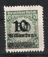 Reich N° 319 Neuf ** - Germany
