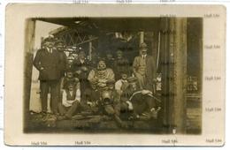 Deep Sea Diver And Team Under Pier United Kingdom C.1910 Postcard Heinke Siebe Gorman - Métiers