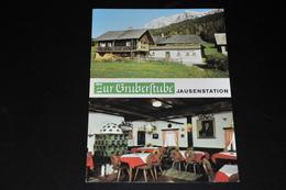 896- Zur Gruberstube, Jausenstation, Ramsau Am Dachstein - Ramsau Am Dachstein