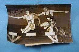 22/7/72 Championnats De France D'athlétisme 3000M Steeple Masselot Et Villain (7) - Sport