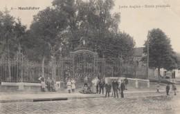 CPA - Montdidier - Jardin Anglais - Entrée Principale - Montdidier