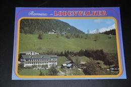 904- Ramsau, Lodenwalker - Ramsau Am Dachstein
