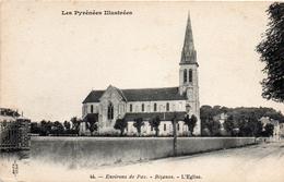 """- """"Bizanos""""  L'Eglise  (dos Non Séparé) - Bizanos"""