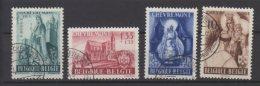 Belgique N° 777 / 780 Oblitérés ° - Belgien