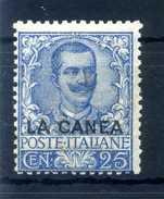 1905 LA CANEA N.8 * - 11. Auslandsämter