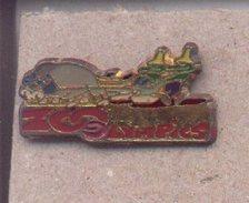Pin Zoolimpics. (ref. 13-publi31) - Pin