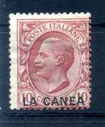 1907-12 LA CANEA N.15 * - 11. Auslandsämter