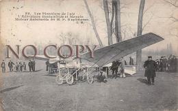 Les Pionniers De L'air - L'Aéroplane Gastambide Et Mangin - Aviation - Aviation