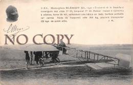 Monoplan Blériot XI - Type Traversée De La Manche - Aviation Aviateur - Aviation