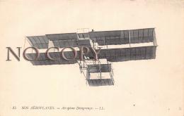 Nos Aéroplanes - Aéroplane Delagrange - Aviation - Aviation