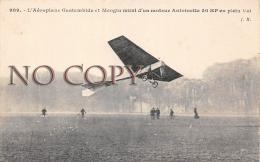 L'Aéroplane Gastambide Et Mengin Muni D'un Moteur Antoinette 50 HP En Plein Vol - Aviation Aviateur - Aviation