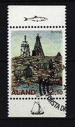 ALAND-INSELN Mi-Nr. 57 Leuchttürme Gestempelt - Ålandinseln