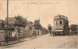 La Garenne Colombes - PF 60 - Rue Du Chateau - La Garenne Colombes