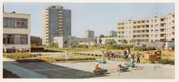 Kindergarten Playground - Children - Vilnius - Lithuania USSR - 1979 - Unused - Litouwen