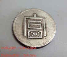 """China Indo China """"Fu"""" Opium Coin?? Unknown Unchecked - China"""