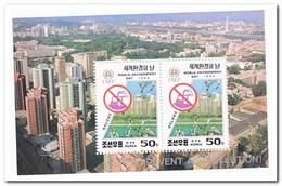 Noord Korea 1994, Postfris MNH, International Day Of The Environment - Korea (Noord)