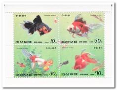 Noord Korea 1994, Postfris MNH, Fish - Korea (Noord)