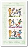 Noord Korea 1993, Postfris MNH, World Cup 1994 USA - Korea (Noord)