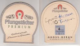 Pfungstädter Privatbrauerei Premium , Ganz Hessen 10 Tage - 34 Hessentag 1994 - Bierdeckel