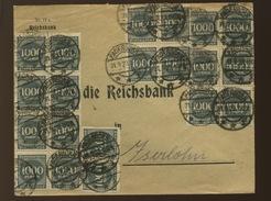 20-9-1923  Jolie Lettre Pour Spécialiste - Allemagne