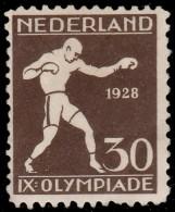 ~~~ Nederland Netherlands 1928 - Boxing Olympiade - NVPH 219 * MH [N10007] ~~~ - Periode 1891-1948 (Wilhelmina)
