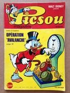 Disney - Picsou Magazine - Année 1976 - N°49 (avec Grand Défaut D'usure) - Picsou Magazine