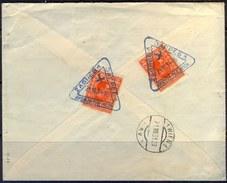 YUGOSLAVIA  - JUGOSLAVIA  -  RECOM.  AIRMAIL  Letter Zagreb To Wien - 1931 - Luftpost