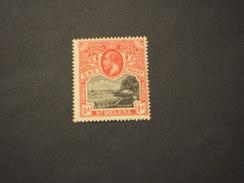 ST. HELENA - 1912 VEDUTA 1 P.- NUOVO(+) - Isola Di Sant'Elena