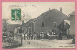 25 - MONTENOIS - Centre Du Village - Non Classés