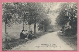 25 - BAUME Les DAMES - Un Pinceau Club à GRANGE RAVEY - Baume Les Dames