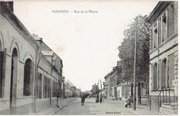 59  HASNON  Rue De La Mairie - France