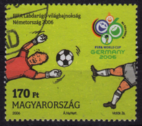 2006 Hungary - Soccer FIFA World Cup Germany - Used